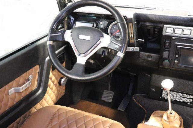 1985 Land Rover Defender 110 5 9L Turbo Cummins Diesel - Classic
