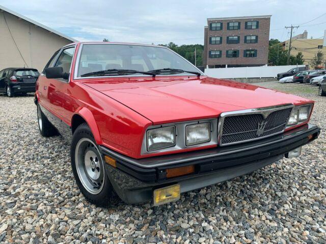1985 Maserati Biturbo E - Classic 1985 Maserati Other E
