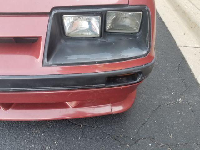 1985 Mustang Gt 5 0 5 Speed Foxbody