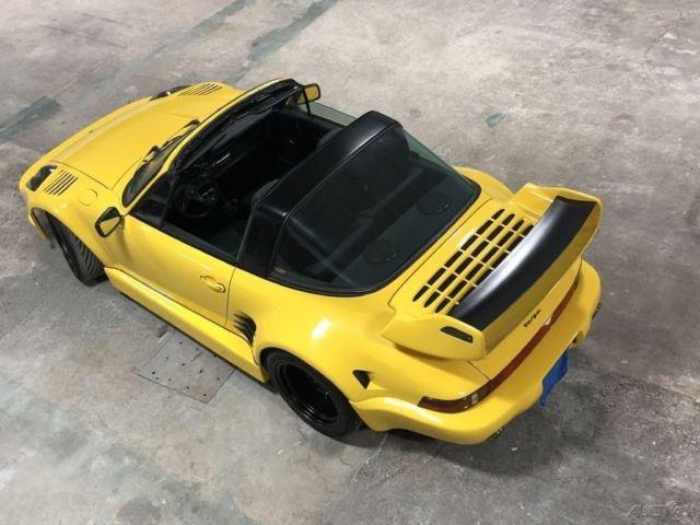 1985 Porsche 911 Carrera Used 3 2L H6 12V Manual RWD, Custom