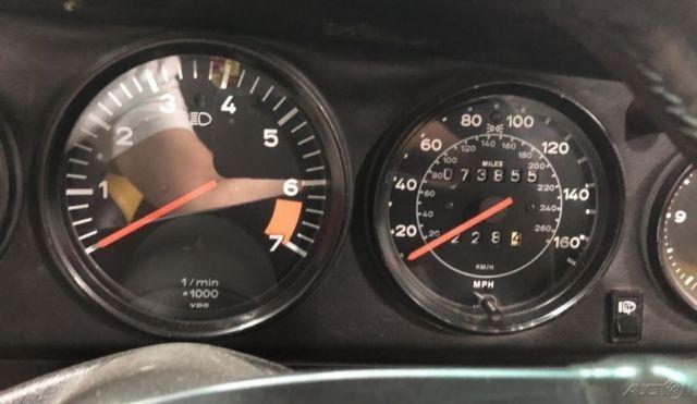 1985 Porsche 911 Carrera Used 3 2L H6 12V Manual RWD, Custom, Alarm