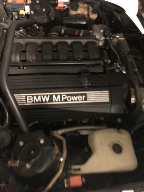 1986 BMW E30 325e S52 DINAN Supercharged 5 Lug Conversion - Classic