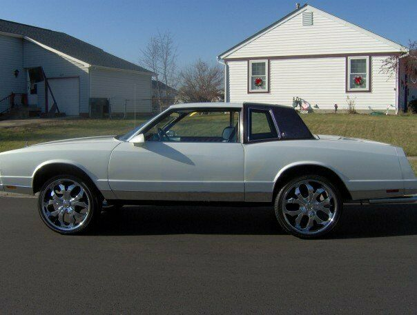 1986 Chevy Monte Carlo 4 3 Fuel Injection Classic 1986
