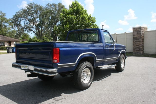 1986 Ford F150 4X4 ***Engine Just Rebuilt*** - Classic ...