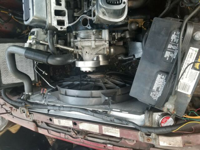 1986 ford mustang foxbody heavily modified upgraded