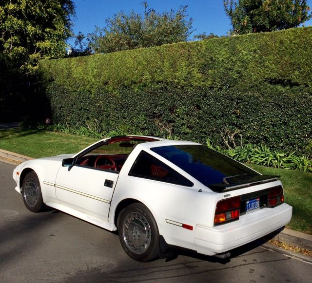 1986 nissan 300zx turbo classic 1986 nissan 300zx for sale. Black Bedroom Furniture Sets. Home Design Ideas