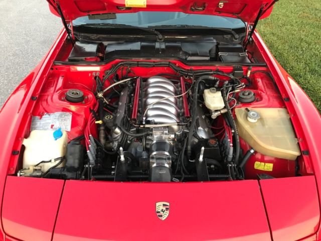 1986 Porsche 944 Turbo Hybrid V8 Ls1 Swap Lsx Conversion