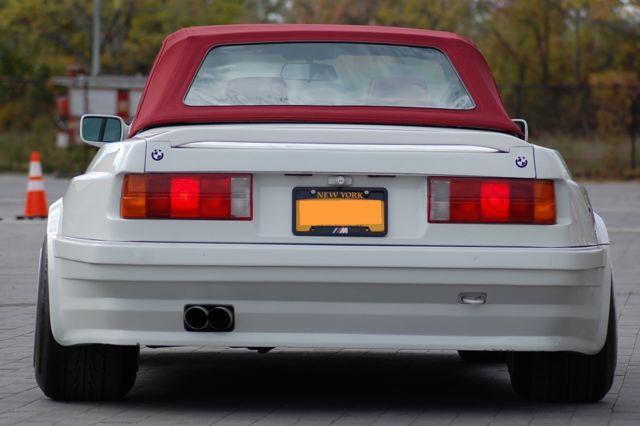 1987 BMW 325i Convertible Custom Folger Wide Body E30