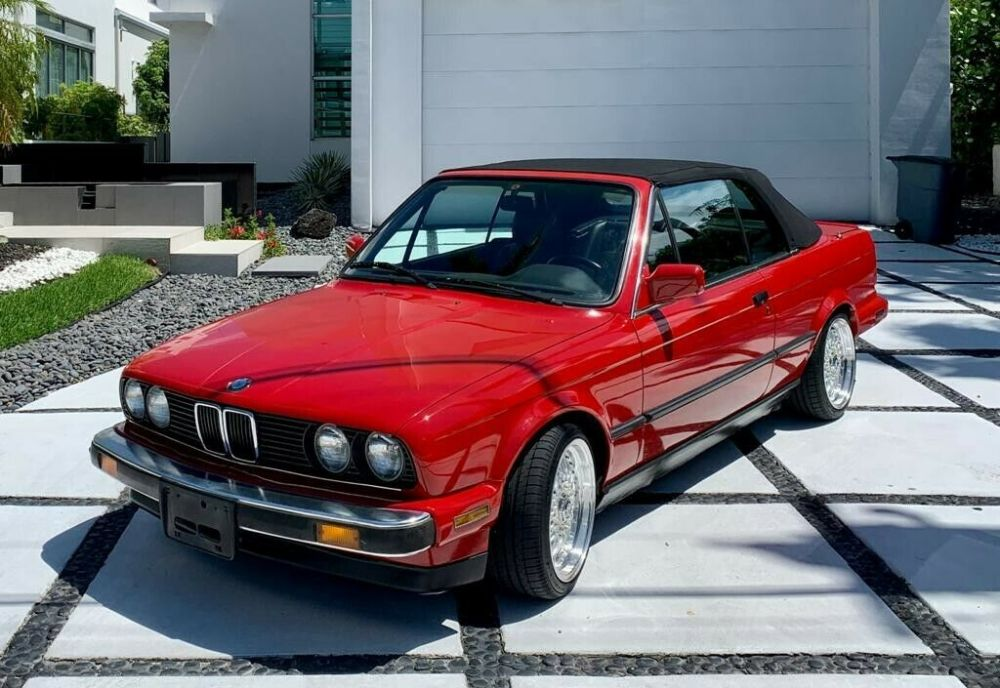 1987 BMW 325i Convertible - Classic 1987 BMW 3-Series for sale