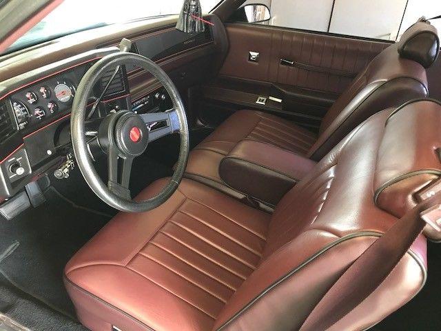 1987 Chevy Monte Carlo SS Aerocoupe - Classic 1987 Chevrolet Monte