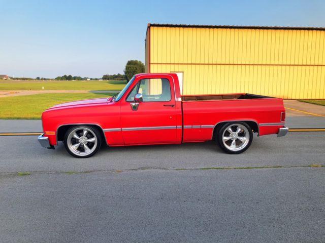 1987 GMC Sierra * C10 * Silverado * Shop Truck * Hot Rod