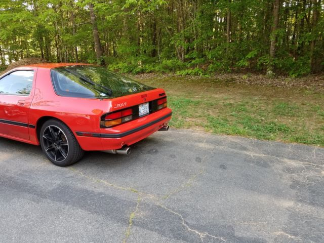 1987 Mazda Rx 7 Turbo Ii Showroom Quality Read Description