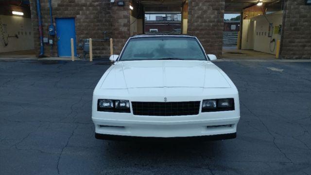 1987 monte carlo ss t-top - Classic 1987 Chevrolet Monte Carlo for sale