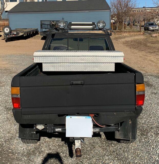 1987 Toyota Pickup Standard Bed 4x4 Manual Transmission Manual Guide