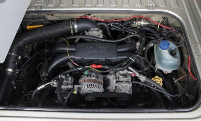 1987 Volkswagen Vanagon GL Subi-Powered, 5spd, VIDEO