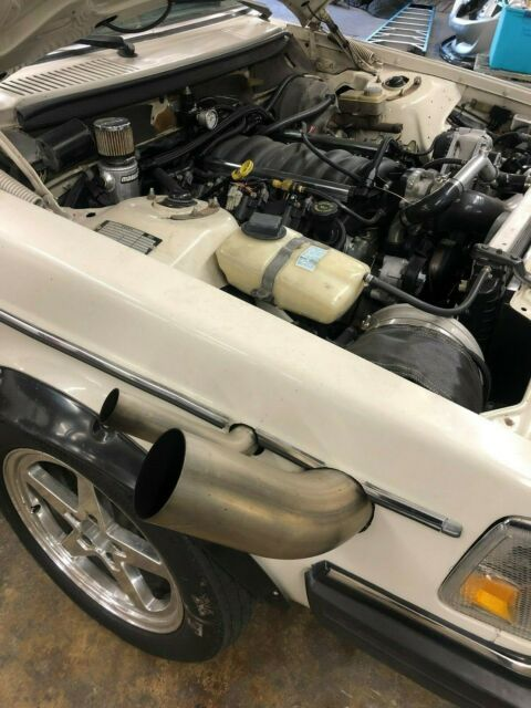 1987 Volvo 240 - Turbo LS swap - 9 second grocery getter - Classic