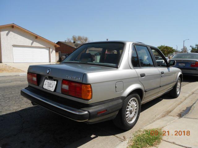 1988 BMW 325 i E30 Stroker engine - Classic 1988 BMW 3-Series 4 door