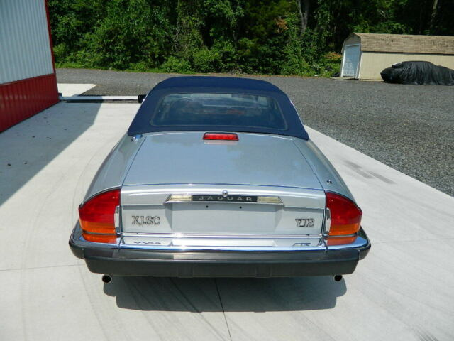 1988 Jaguar XJSC V12 Cabriolet Targa Rare Low Miles ...