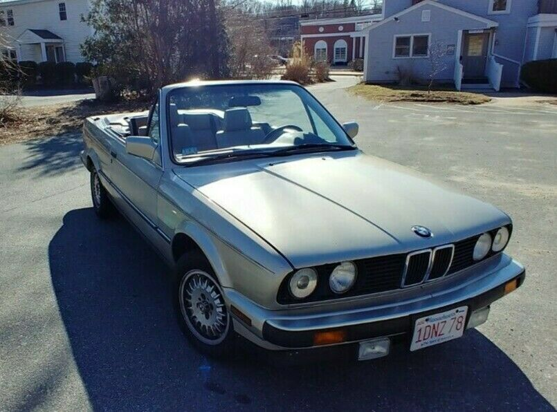 1989 BMW 325i CONVERTIBLE - Classic 1989 BMW 3-Series for sale