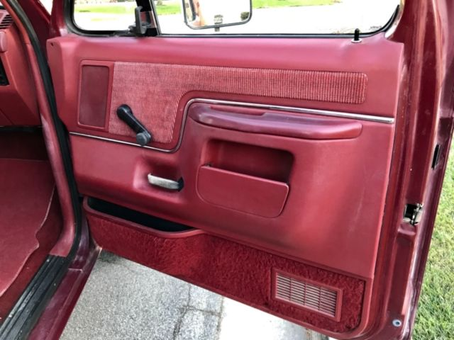 1989 Ford F150 Shortbed 4x4     One Owner     98k Original