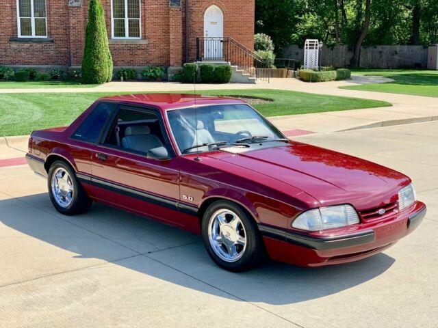 1989 Mustang 5.0 Oil Type