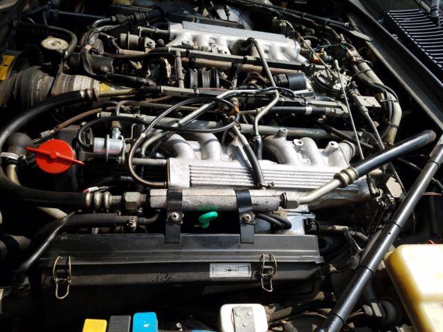 1989 Jaguar XJ V12 Convertible - Classic 1989 Jaguar XJ12