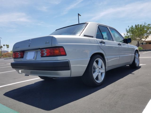 1989 Mercedes 190e 2.6 Very Nice!!!!! - Classic 1989 Mercedes-Benz 190-Series for sale
