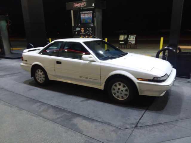 1989 Toyota Corolla GTS Coupe Twin Cam - Classic 1989 ...