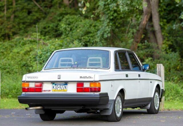 1989 Volvo 240 Super Low 80K Miles Clean Carfax Florida