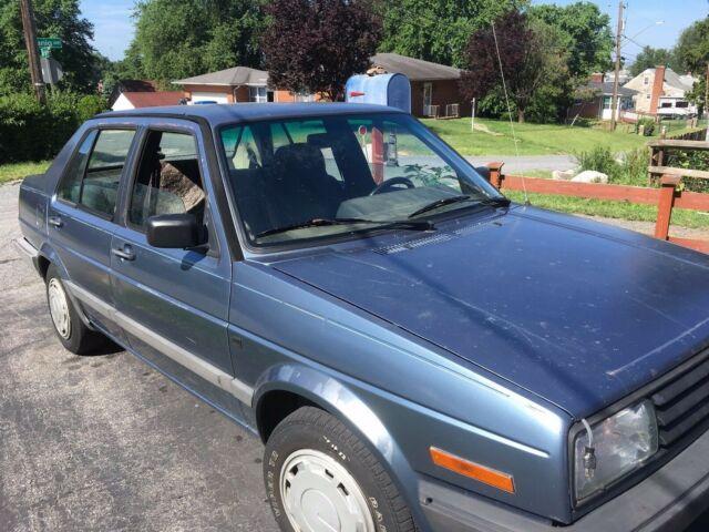 1989 VW Jetta Diesel 5spd  - Classic 1989 Volkswagen Jetta