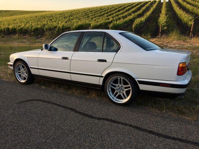 1990 Bmw E34 535i 5 Speed Manual