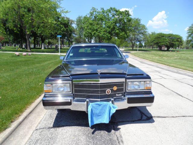1990 Cadillac brougham d'Elegnce - Classic 1990 Cadillac
