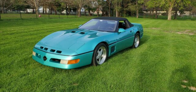 1990 Callaway Chevy Corvette Twin Turbo B2K Aero Body OZ Callaway