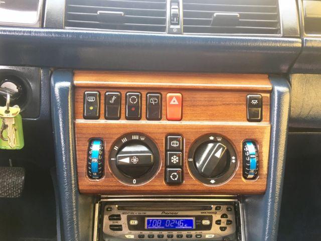 1990 Mercedes E300 CE COUPE AMG BODY KIT Japanese Import