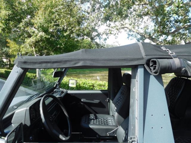 1990 Mercedes G WAGON GD 250 CUSTOM BUILD 1 of 1 AWESOME