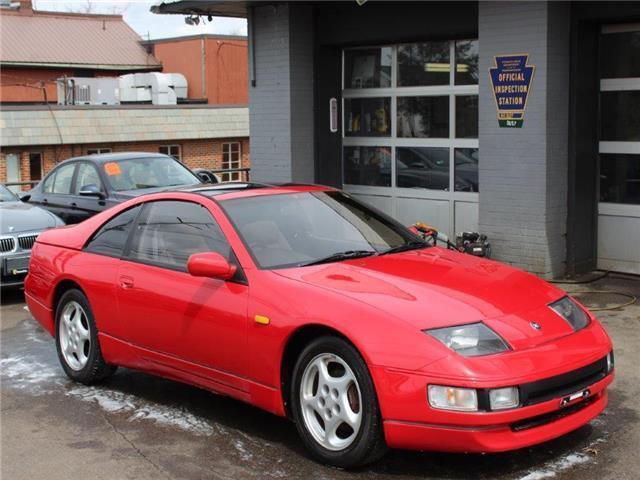 1990 nissan 300zx 2 2 40 251 miles red hatchback 3 0l manual rh mfpclassiccars com 1990 nissan 300zx service manual pdf 1990 nissan 300zx manual transmission fluid
