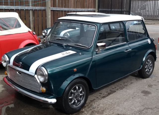 1990 Rover Mini Cooper 13 With Free Shipping Classic 1990 Mini