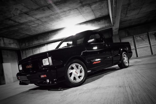 1991 GMC Syclone AWD 4 3 Turbo V6 Clean Title #2588 of 2995