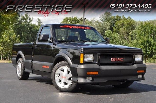 1991 Gmc Syclone Turbo Charged V-6 1 Owner 9,000 Miles 100