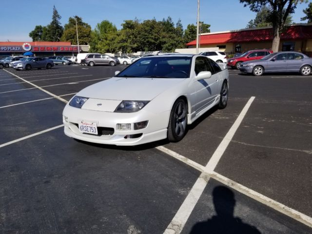 1991 nissan 300zx z32 twin turbo manual extremely clean new paint rh mfpclassiccars com nissan 300zx twin turbo manual transmission 300ZX Twin Turbo Horsepower