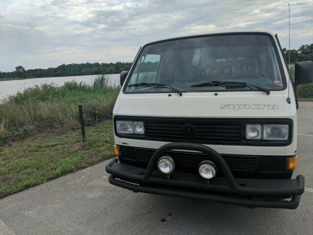 1991 VW VANAGON SYNCRO(4WD) (WESTFALIA) (SUBARU) - Classic