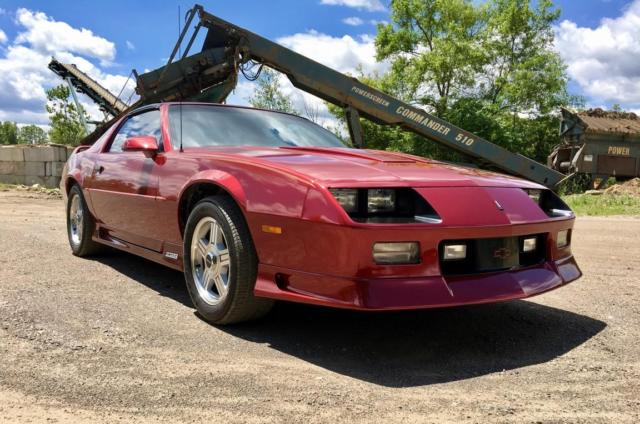 1991 Z28 Camaro, garage kept, one owner, LOW miles