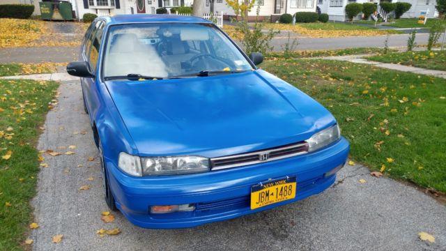 1992 honda accord wagon lx - f22b1 engine -- parts car -- needs transmission