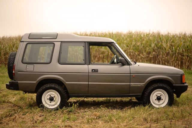 1992 Land Rover Discovery - 2-Door, 200Tdi, 5-Speed