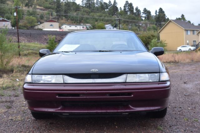 1992 Subaru SVX LS 5 speed Manual Transmission AWD LSD 230hp