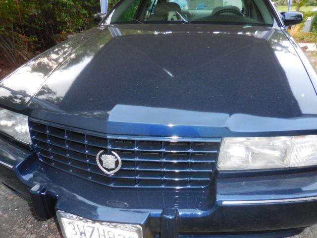 1993 Cadillac Seville Sts Sedan 4 Door 4 6l Classic 1993 Cadillac