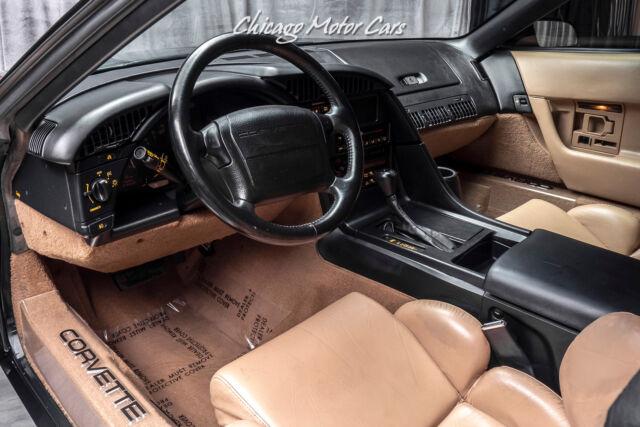 1993 Chevrolet Corvette LT1 Supercharged Coupe VORTECH