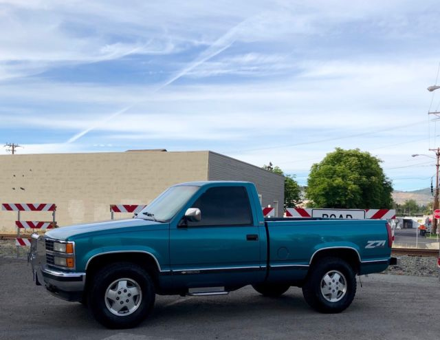 1993 Chevy Silverado Z71 4x4 Short Wide C10 K10 Power