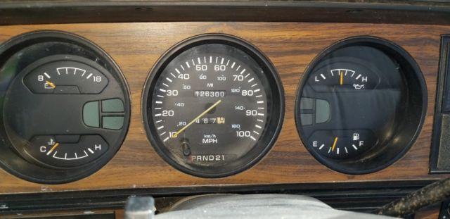 1993 Dodge Ram D250 12 Valve 5 9 Cummins Turbo Diesel