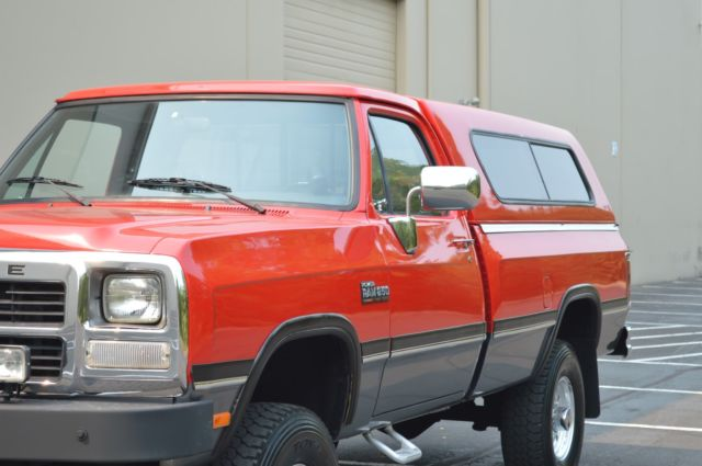 1993 Dodge W250 Wiring Harness